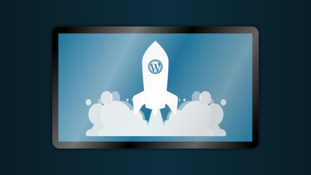 WordPress Website Rocket
