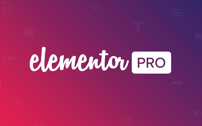 Logo: Elementor PRO